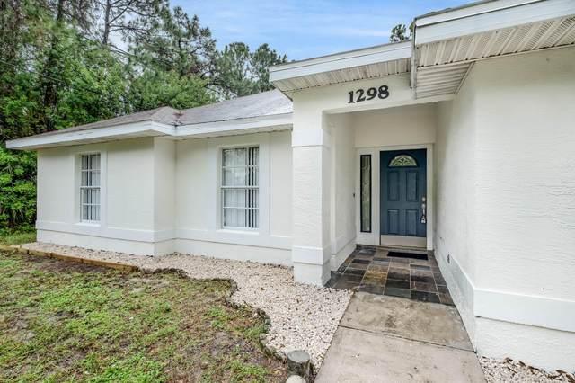 1298 Malabar Road SW, Palm Bay, FL 32907 (MLS #890494) :: Premium Properties Real Estate Services