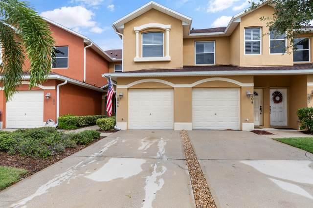 906 Ocaso Lane #104, Rockledge, FL 32955 (MLS #890530) :: Coldwell Banker Realty