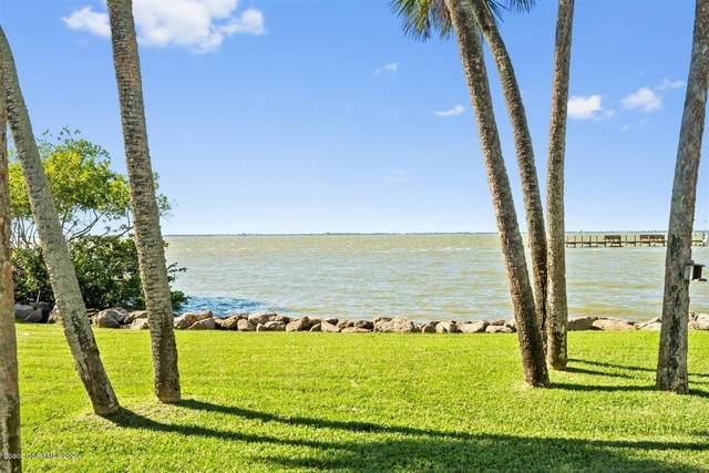 220 Cape Shores Circle #12, Cape Canaveral, FL 32920 (MLS #890538) :: Premium Properties Real Estate Services