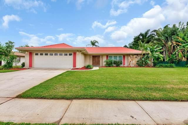 1496 Meadowbrook Road NE, Palm Bay, FL 32905 (MLS #890539) :: Coldwell Banker Realty