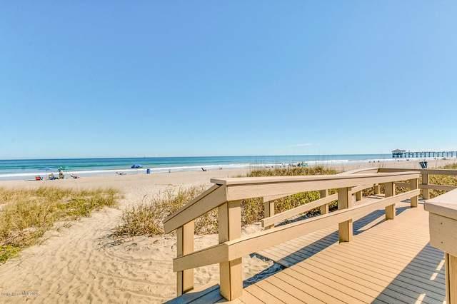 420 Harding Avenue #303, Cocoa Beach, FL 32931 (MLS #890542) :: Premium Properties Real Estate Services