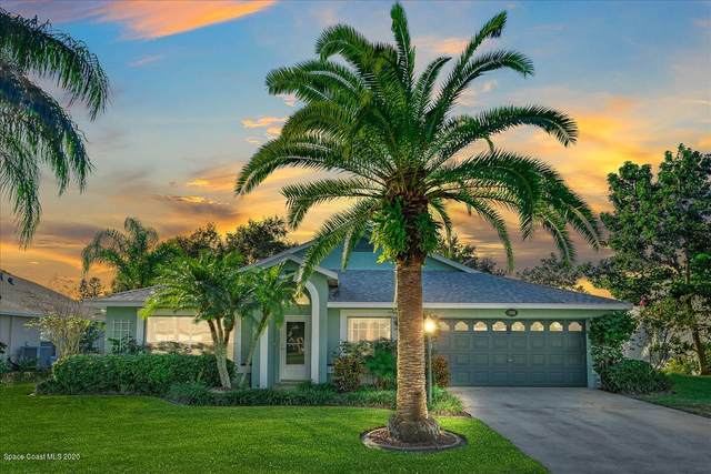 1239 Water Lily Lane, Rockledge, FL 32955 (MLS #890543) :: Coldwell Banker Realty