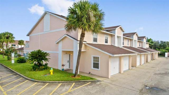 105 Escambia Lane #808, Cocoa Beach, FL 32931 (MLS #890578) :: Blue Marlin Real Estate
