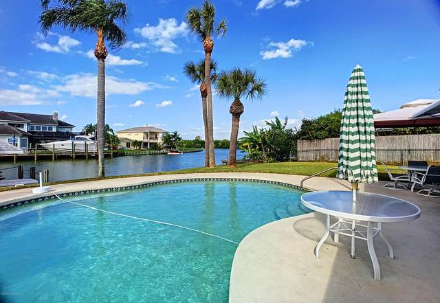 52 Crystal River Drive, Cocoa Beach, FL 32931 (MLS #890584) :: Premium Properties Real Estate Services