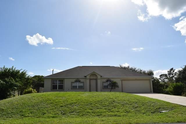 1660 Waldrep Street SE, Palm Bay, FL 32909 (MLS #890590) :: Coldwell Banker Realty