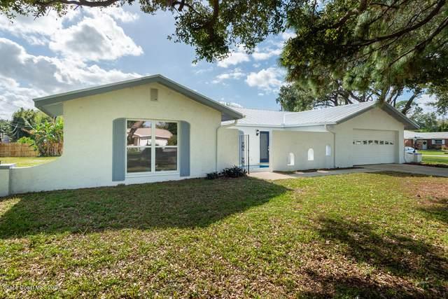 545 Elliot Drive, Merritt Island, FL 32952 (MLS #890601) :: Premium Properties Real Estate Services