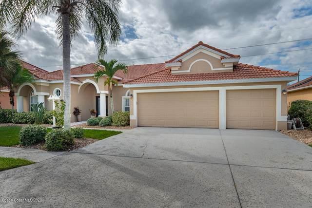 3499 Poseidon Way, Melbourne, FL 32903 (MLS #890602) :: Premium Properties Real Estate Services
