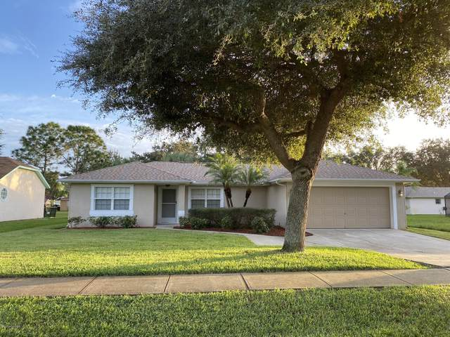 7699 Greenboro Drive, West Melbourne, FL 32904 (MLS #890617) :: Coldwell Banker Realty