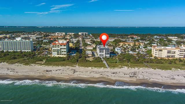 6015 Turtle Beach Lane #203, Cocoa Beach, FL 32931 (MLS #890620) :: Coldwell Banker Realty