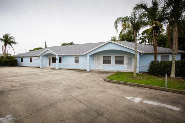 690 Cone Park Court, Merritt Island, FL 32952 (MLS #890638) :: Premium Properties Real Estate Services