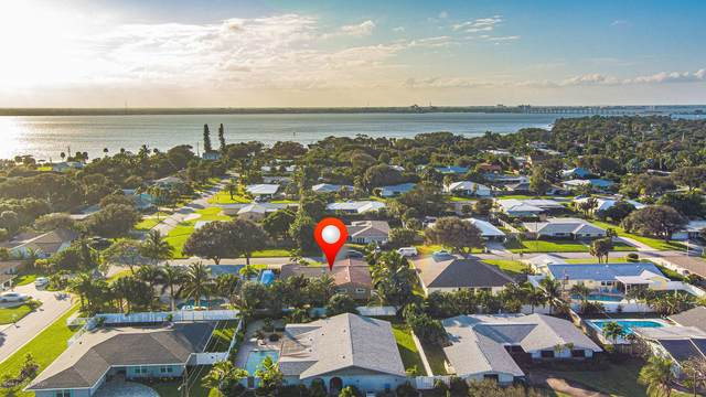 607 Shannon Avenue, Melbourne Beach, FL 32951 (MLS #890641) :: Coldwell Banker Realty