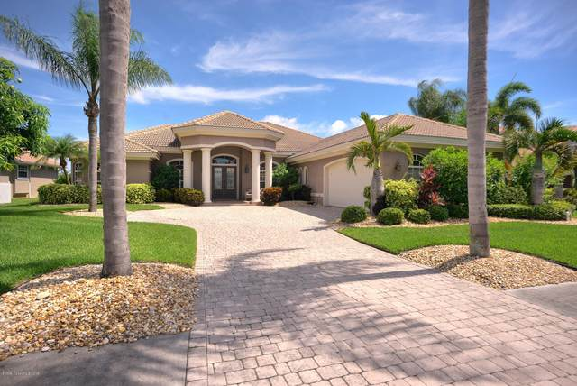 6095 Anello Drive, Melbourne, FL 32940 (MLS #890649) :: Coldwell Banker Realty