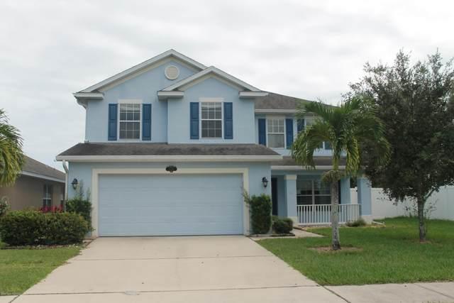 1226 Alaqua Way, West Melbourne, FL 32904 (MLS #890676) :: Premium Properties Real Estate Services