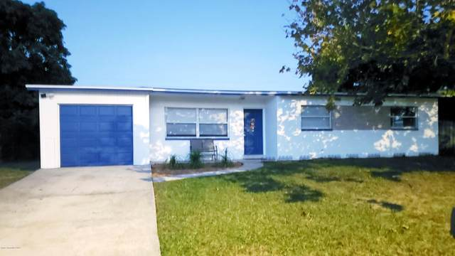 4755 Key Madeira Drive, Titusville, FL 32780 (MLS #890678) :: Premium Properties Real Estate Services