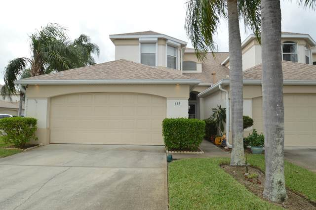 113 Mar Brisa Court, Satellite Beach, FL 32937 (MLS #890706) :: Premium Properties Real Estate Services
