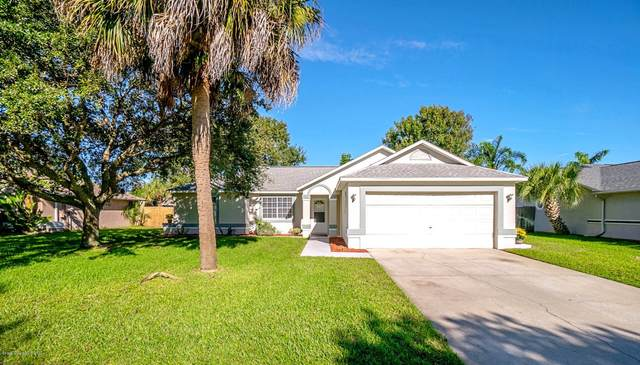 2026 Blue Heron Drive, Melbourne, FL 32940 (MLS #890711) :: Coldwell Banker Realty