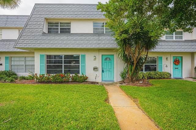 442 Dove Lane 5-9, Satellite Beach, FL 32937 (MLS #890718) :: Coldwell Banker Realty