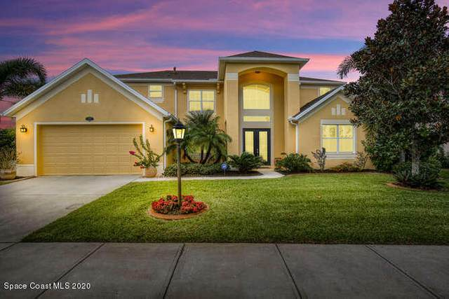 4759 Chastain Drive, Melbourne, FL 32940 (MLS #890721) :: Premium Properties Real Estate Services