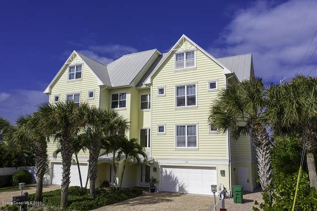 100 28th Street, Cocoa Beach, FL 32931 (MLS #890732) :: Engel & Voelkers Melbourne Central