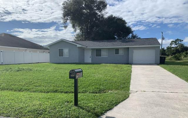 538 Bounty Avenue NE, Palm Bay, FL 32907 (MLS #890734) :: Coldwell Banker Realty