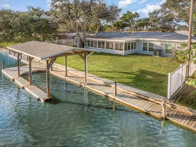 476 Dempsey Drive, Cocoa Beach, FL 32931 (MLS #890740) :: Premium Properties Real Estate Services