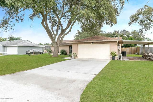 6085 Wilderness Avenue, Cocoa, FL 32927 (MLS #890753) :: Coldwell Banker Realty