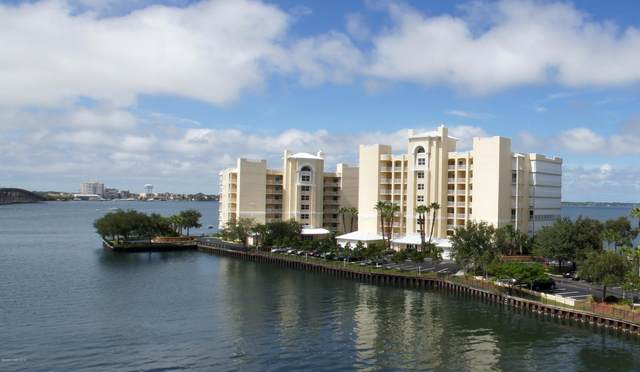 490 Sail Lane #403, Merritt Island, FL 32953 (MLS #890775) :: Premium Properties Real Estate Services