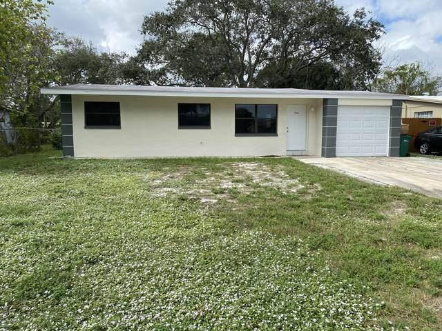 1466 Arnold Drive, Melbourne, FL 32935 (MLS #890786) :: Coldwell Banker Realty