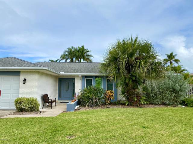 470 Trinidad Drive, Satellite Beach, FL 32937 (MLS #890797) :: Premium Properties Real Estate Services