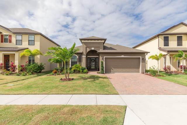 4368 Alligator Flag Circle, West Melbourne, FL 32904 (MLS #890817) :: Premium Properties Real Estate Services