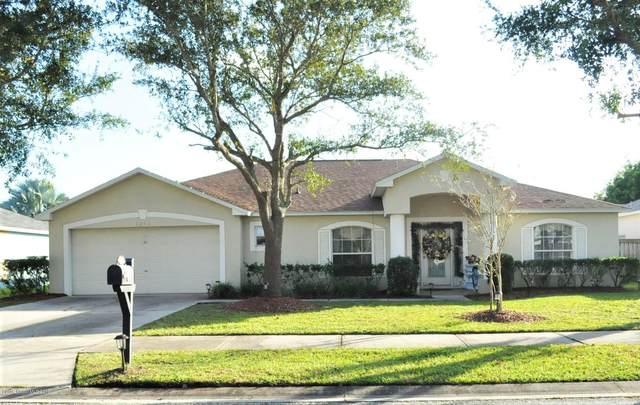 4096 Long Leaf Drive, Melbourne, FL 32940 (MLS #890829) :: Coldwell Banker Realty