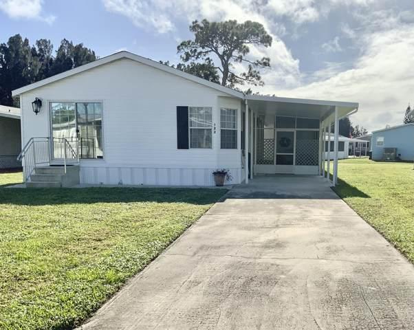 122 Holiday Park Boulevard NE, Palm Bay, FL 32907 (MLS #890841) :: Premium Properties Real Estate Services