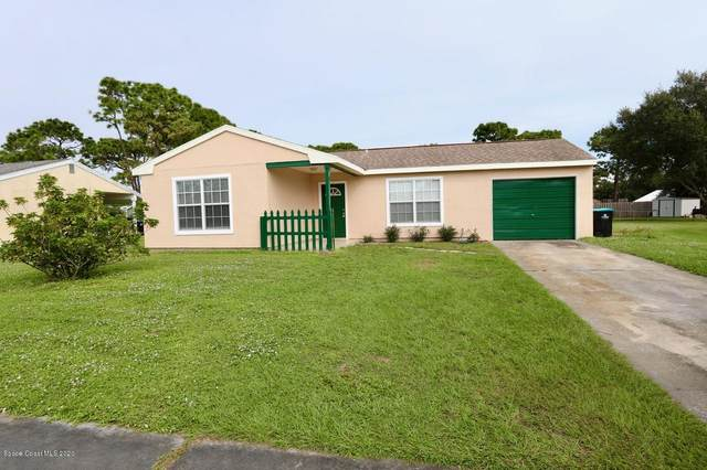 1233 NE Dawn Street NE, Palm Bay, FL 32905 (MLS #890856) :: Engel & Voelkers Melbourne Central