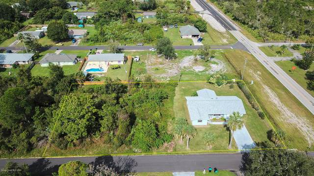 1691 Wainwright Street SE, Palm Bay, FL 32909 (MLS #890873) :: Premium Properties Real Estate Services