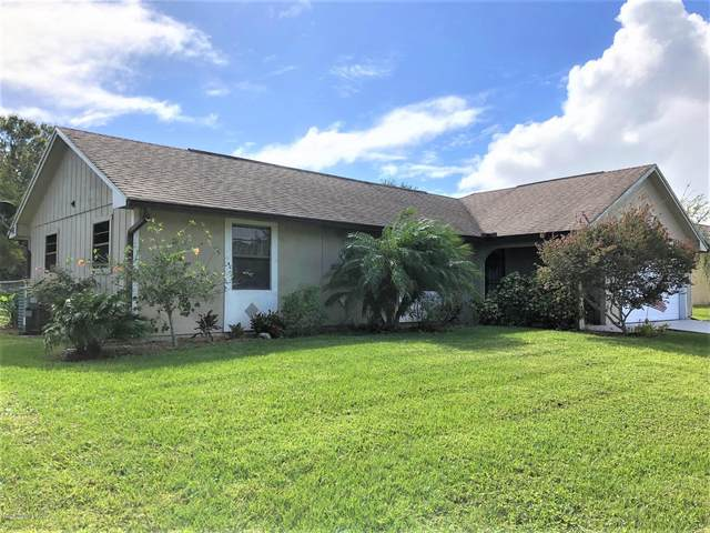 277 Gladiola Road NE, Palm Bay, FL 32905 (MLS #890880) :: Coldwell Banker Realty