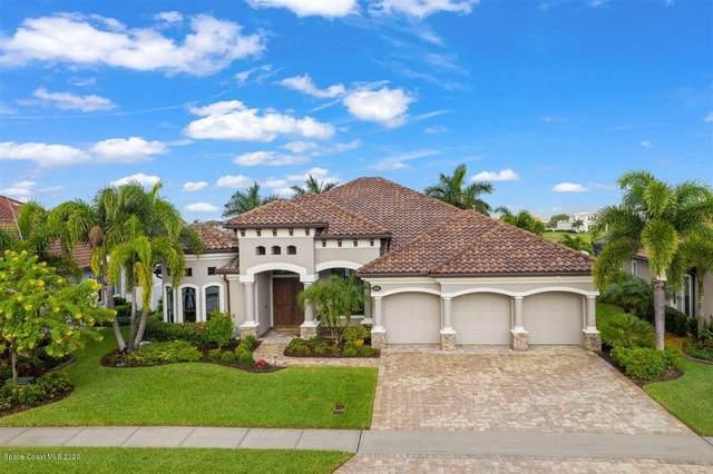 6335 Arroyo Drive, Melbourne, FL 32940 (MLS #890883) :: Blue Marlin Real Estate