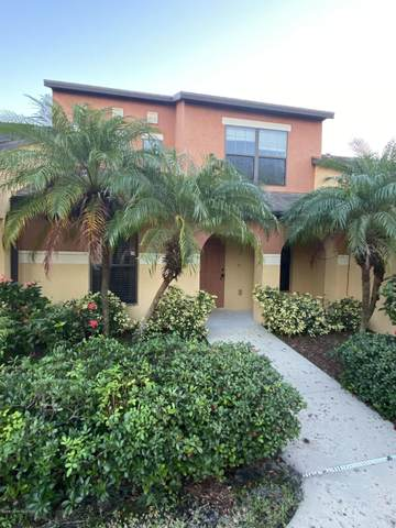 1030 Luminary Circle #103, Melbourne, FL 32901 (MLS #890884) :: Engel & Voelkers Melbourne Central