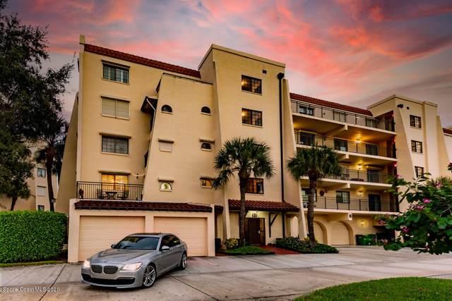115 N Indian River Drive #120, Cocoa, FL 32922 (MLS #890895) :: Premium Properties Real Estate Services