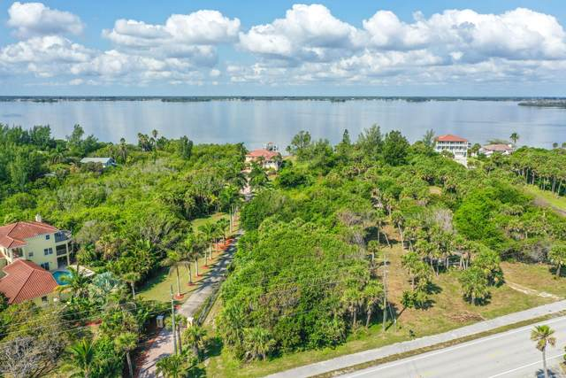 8180 S A-1-A, Melbourne Beach, FL 32951 (MLS #890923) :: Premier Home Experts