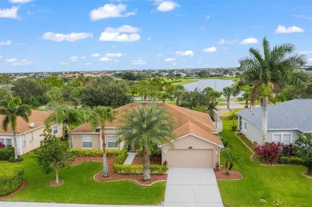 5557 Indigo Crossing Drive, Rockledge, FL 32955 (MLS #890948) :: Coldwell Banker Realty