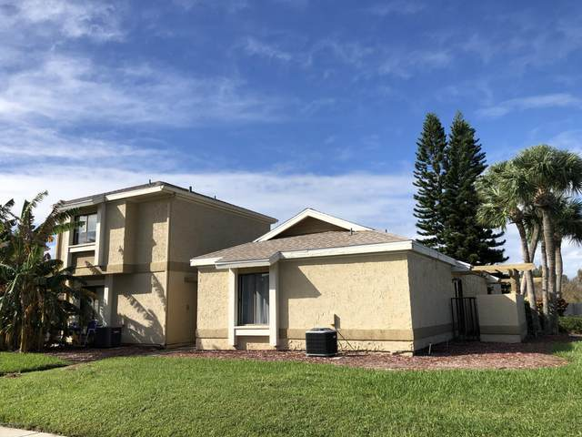 1021 Abada Court NE #106, Palm Bay, FL 32905 (MLS #890953) :: Engel & Voelkers Melbourne Central