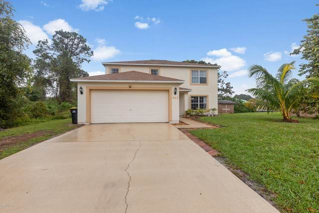 942 Raleigh Road SE, Palm Bay, FL 32909 (MLS #890959) :: Premium Properties Real Estate Services