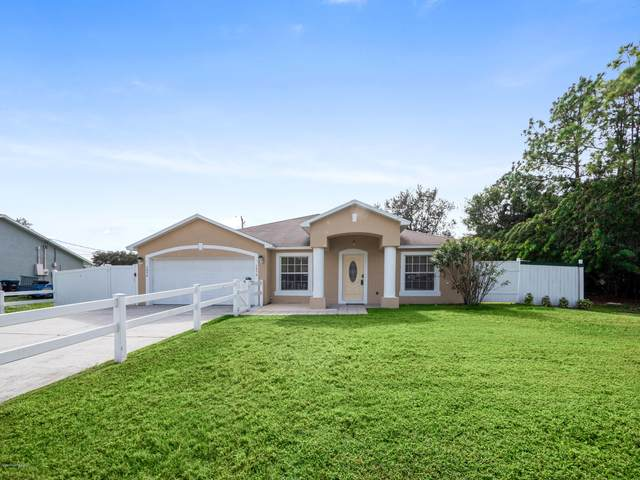 1056 Lynbrook Street NW, Palm Bay, FL 32907 (MLS #890962) :: Premium Properties Real Estate Services