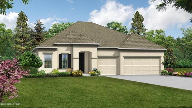 4909 Commune Way, Melbourne, FL 32934 (MLS #890963) :: Engel & Voelkers Melbourne Central