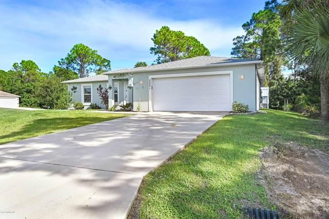 2201 Ramrod Lane SE, Palm Bay, FL 32909 (MLS #890986) :: Premium Properties Real Estate Services