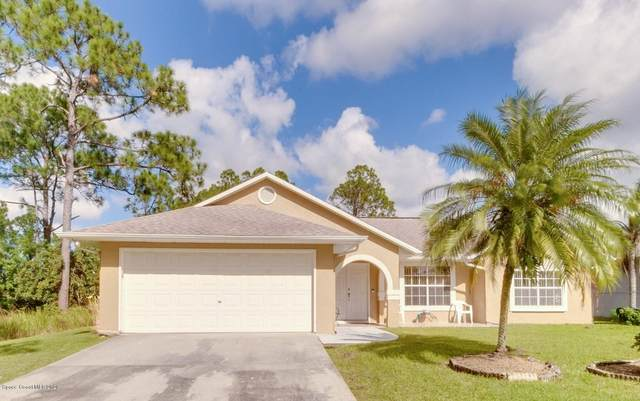 1411 Waldrun Street SE, Palm Bay, FL 32909 (MLS #890990) :: Coldwell Banker Realty