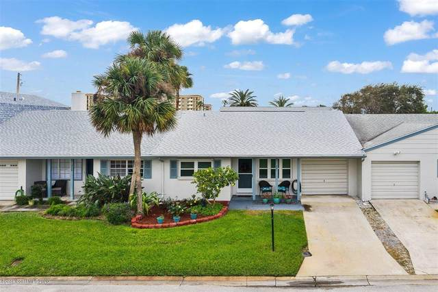 231 Emerald Drive N, Indian Harbour Beach, FL 32937 (MLS #890993) :: Coldwell Banker Realty
