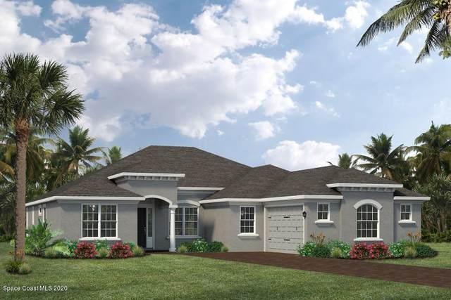 8266 Stonecrest Drive, Melbourne, FL 32940 (MLS #891006) :: Premium Properties Real Estate Services