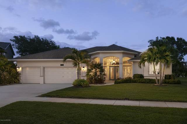 303 Sandhurst Drive, Melbourne, FL 32940 (MLS #891013) :: Armel Real Estate