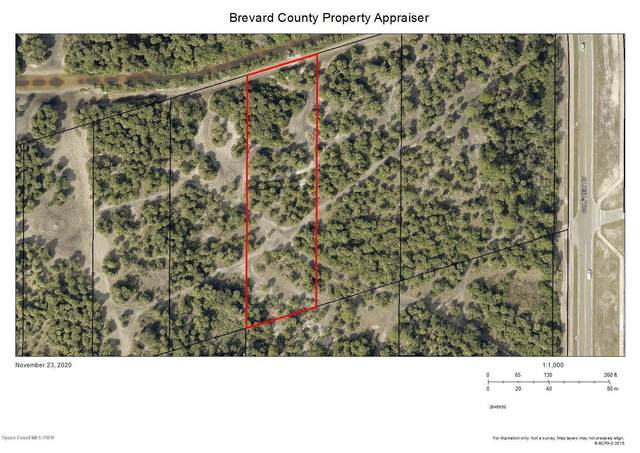 0 East Of Golfview Ave, Cocoa, FL 32927 (MLS #891017) :: Engel & Voelkers Melbourne Central